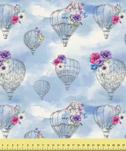 Floral Balloons