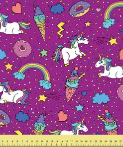 Unicorn Dreams Pink