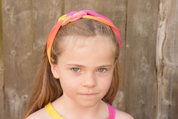 Sew a Knotted Headband