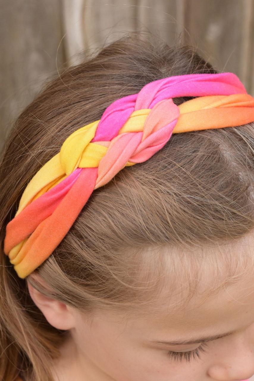 Sew a Knotted Headband