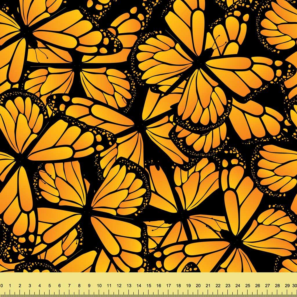 Butterfly Wings Monarch