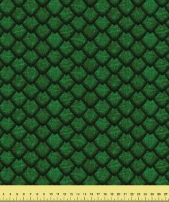 Dragonscales Green