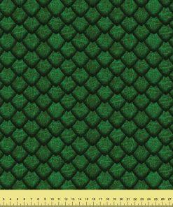 Dragonscales Green