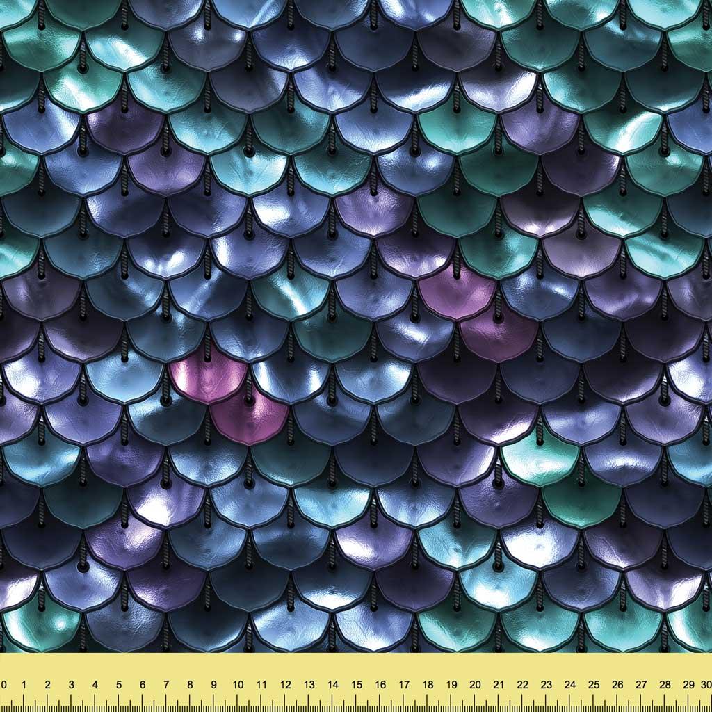 Mermaid Scales Coord