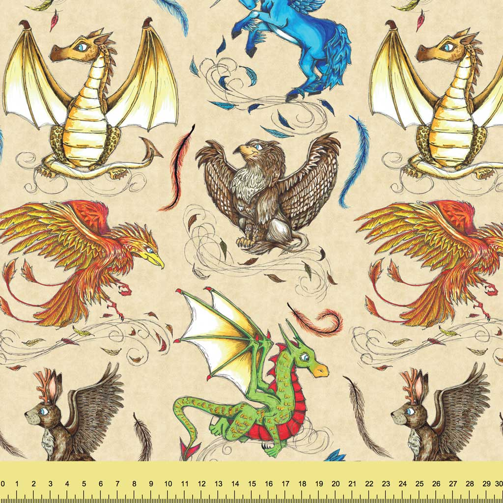 Mythic Winged Beasts