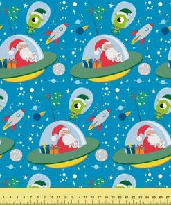 Spaceship Santa