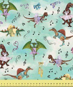 Ballet Dinosaurs
