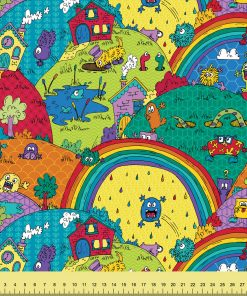 Rainbow Monsterland