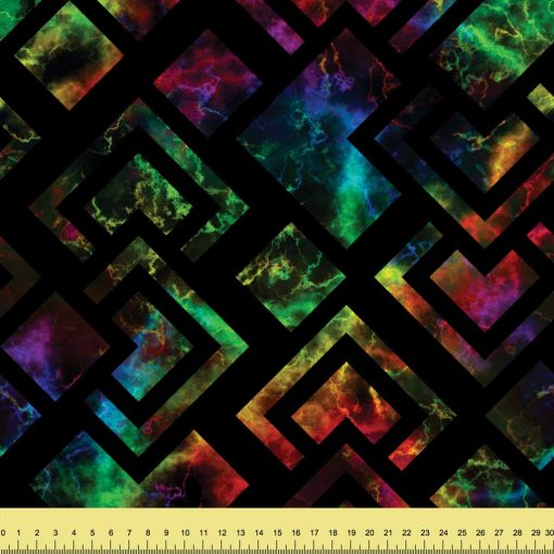 Rainbow Nebula Geo
