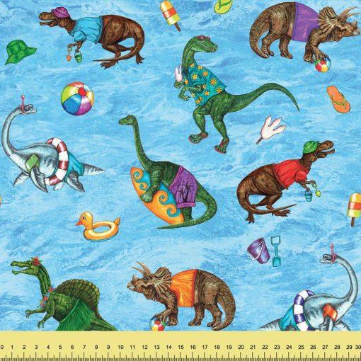 Summer Dinosaurs