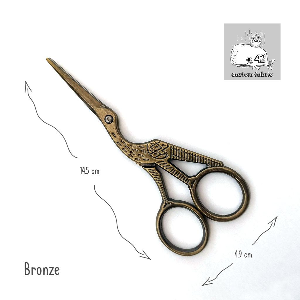 Bronze Stork Snips
