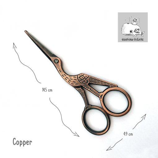 Copper Stork Snips