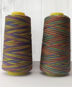 Rainbow Overlocker Thread Cones
