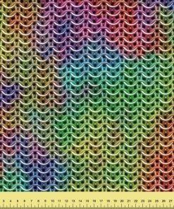 Rainbow Chainmail